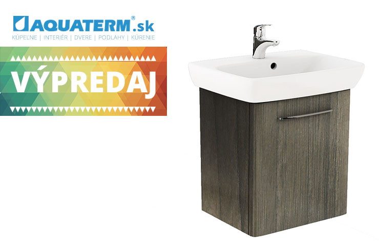 b9e5e62fa Aquaterm - KÚPEĽNE – Jesenný kúpeľňový výpredaj už odštartoval